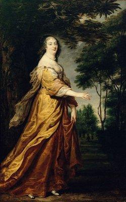królowa Maria Ludwika Gonzaga