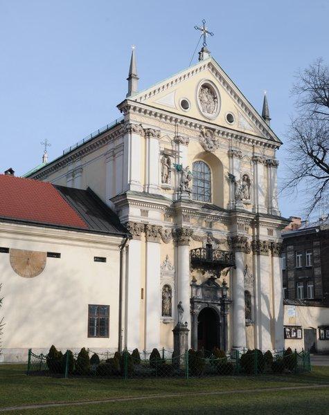 klasztor Siostr Wizytek
